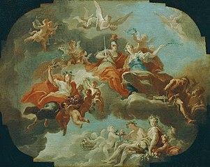 Allegorie des Friedens und der Gerechtigkeit