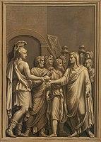 Carlo Labruzzi Copie d'un bas-relief romain.jpg