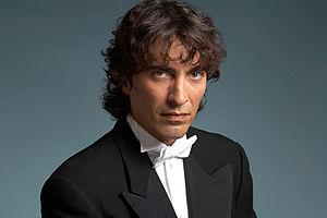 Carlo Ponti (conductor) - Carlo Ponti Jr. in 2008
