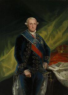 Reinado de Carlos IV de España - Wikipedia, la enciclopedia libre