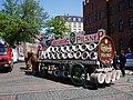 Carlsberg horse-drawn brewery wagons bl.jpg