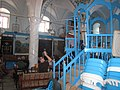 Caro Synagogue...yes it's that blue! (2852657565).jpg