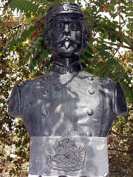 File:Carrera Pinto, Ignacio -busto en la Alameda 3.jpg