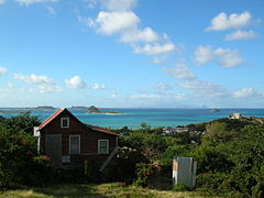 Carriacou Scene