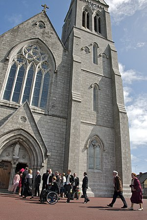 Carrickmacross - St. Joseph's RC Church, Carrickmacross