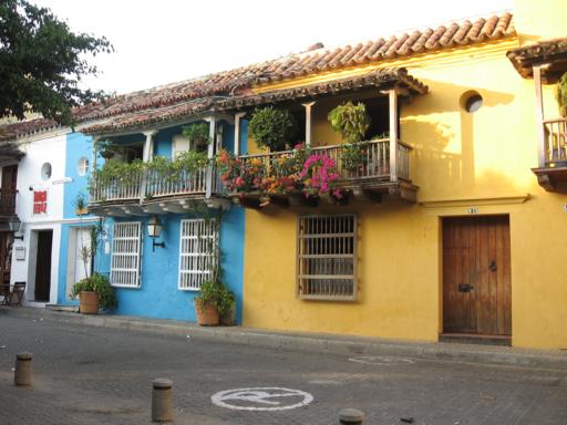 Cartagena colonial 1Colombia