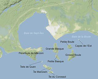 Sept Îles Archipelago Regional Park