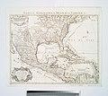 Carte du Mexique et de la Floride, des terres angloises et des Isles Antilles, du cours et des environs de la riviere de Mississipi (NYPL b13890110-489828).jpg