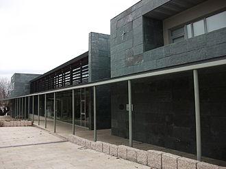 O Páramo - Image: Casa do Concello do Páramo