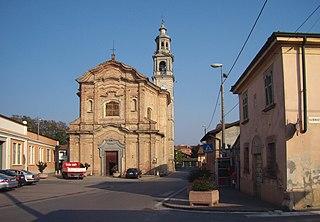 Casaletto Ceredano Comune in Lombardy, Italy