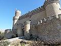 Castillo nuevo de Manzanares El Real.JPG