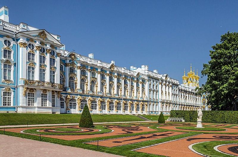 Файл:Catherine Palace in Tsarskoe Selo.jpg