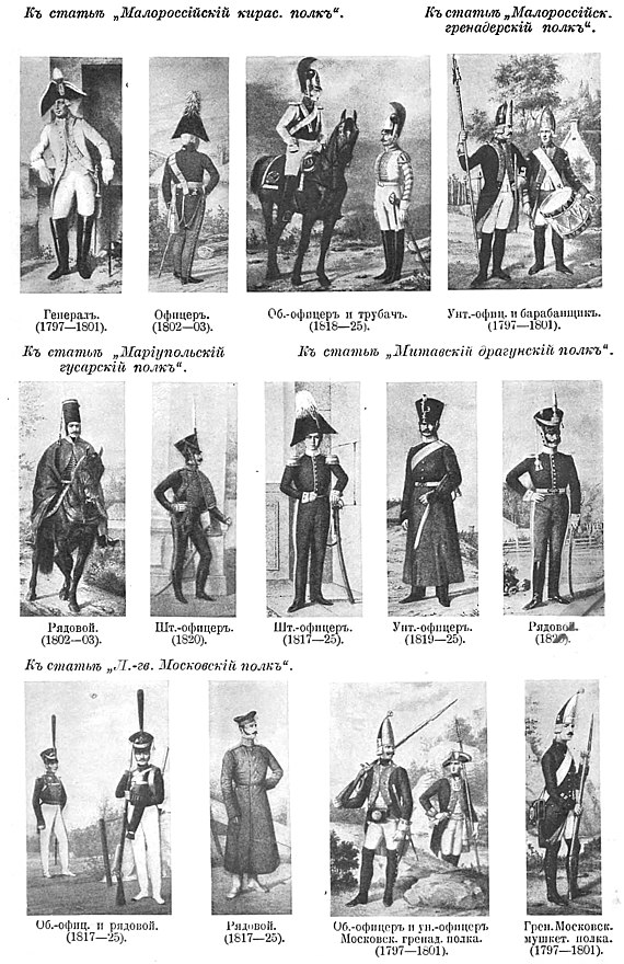 Cavalry Regiments of the Imperial Russian Army.jpg