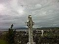 Celtic Cross, Murrisk Abbey ruins (6047981812).jpg