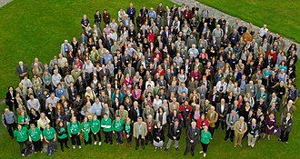 Celtic studies - Scholars at the XIV International Congress of Celtic Studies, Maynooth 2011