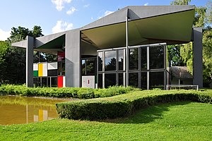 Pavillon Le Corbusier - Image: Centre Le Corbusier 2011 06 18 18 10 04