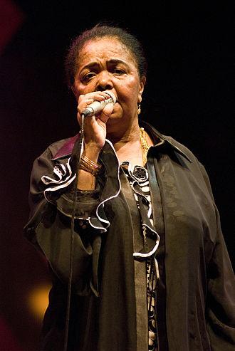Saudade - Cape Verdean pop singer Cesária Évora had her biggest hit singing about saudade