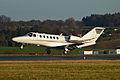 Cessna 525A CitationJet CJ2+ 'LN-BAC' (12148981346).jpg