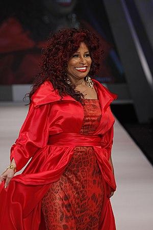"Women in rock - Chaka Khan (born 1953) has been called the ""Queen of Funk."""