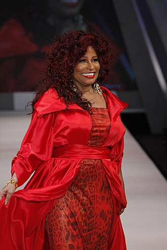 Chaka Khan - Image: Chaka Khan in Chris March 01