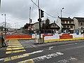 Chantier Construction Tramway IdF Ligne 10 Avenue Paul Langevin - Le Plessis-Robinson (FR92) - 2021-01-03 - 3.jpg