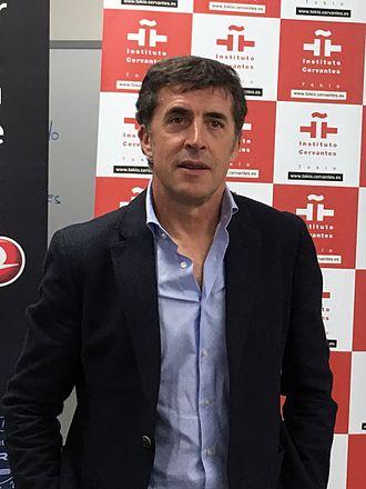 Pedro Delgado - Delgado in 2016