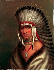 Petalesharro (Generous Chief), Pawnee