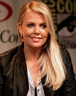 Charlize Theron in 2012