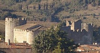 Villerouge-Termenès Commune in Occitanie, France