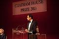 Chatham House Prize 2013 Award Ceremony (10224258723).jpg