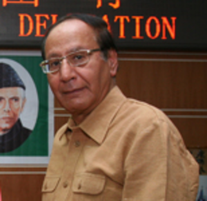 Pakistani general election, 2008 - Image: Chaudhry Shujaat Hussain