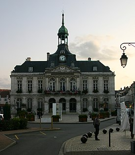 Chaumont, Mairie