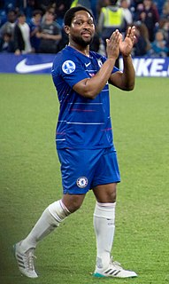 Celestine Babayaro Nigerian association football player