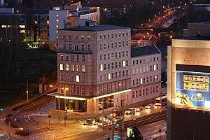 Gunzenhauser Museum - The museum's building