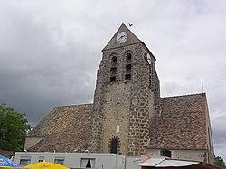 Cheptainville (Essonne) Église.JPG