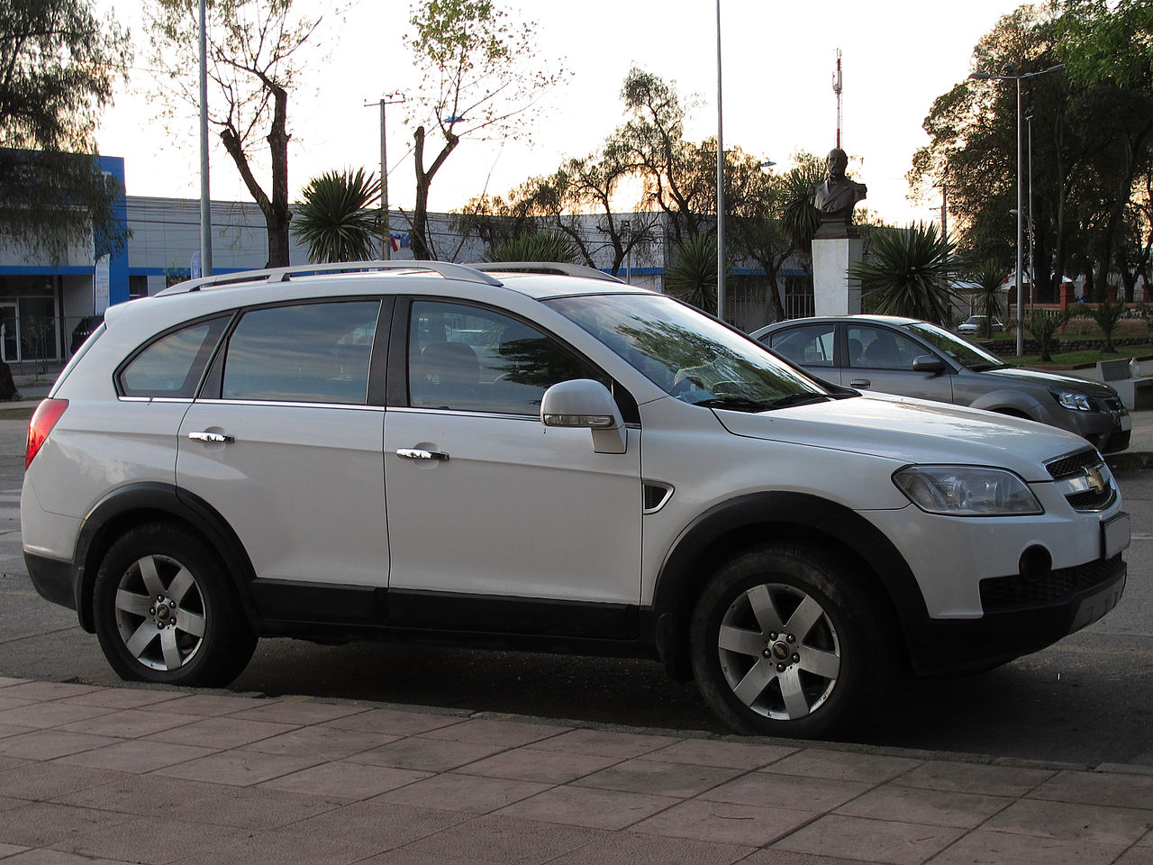 All Chevy chevy captiva awd : File:Chevrolet Captiva 2.0d LTZ AWD 2007 (15543751781).jpg ...