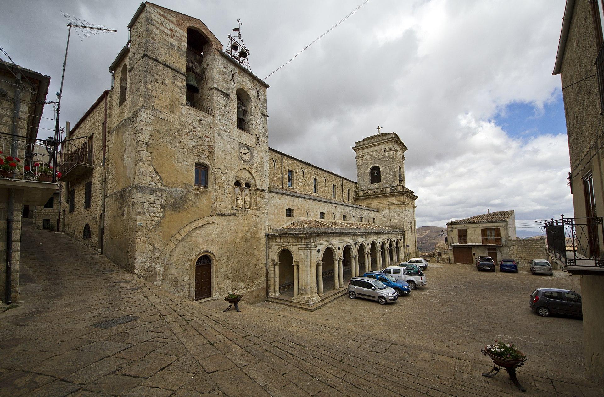 Chiesa Madre SS. Pietro E Paolo, Petralia Soprana PA, Sicily, Italy - panoramio.jpg