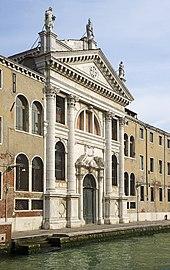 Chiesa di San Lazzaro dei Mendicanti, Venedig (Quelle: Wikimedia)