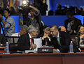 Chilean president Sebastián Piñera and Turkish Prime Minister Recep Tayyip Erdogan.jpg