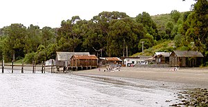 China Camp State Park - China Camp in 2010
