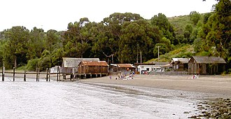 San Rafael, California - China Camp State Park