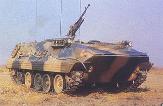 Type 85 AFV - Image: Chinese Type 85C2Veh
