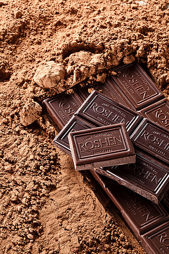 Roshen - Image: Chocolate (Roshen)