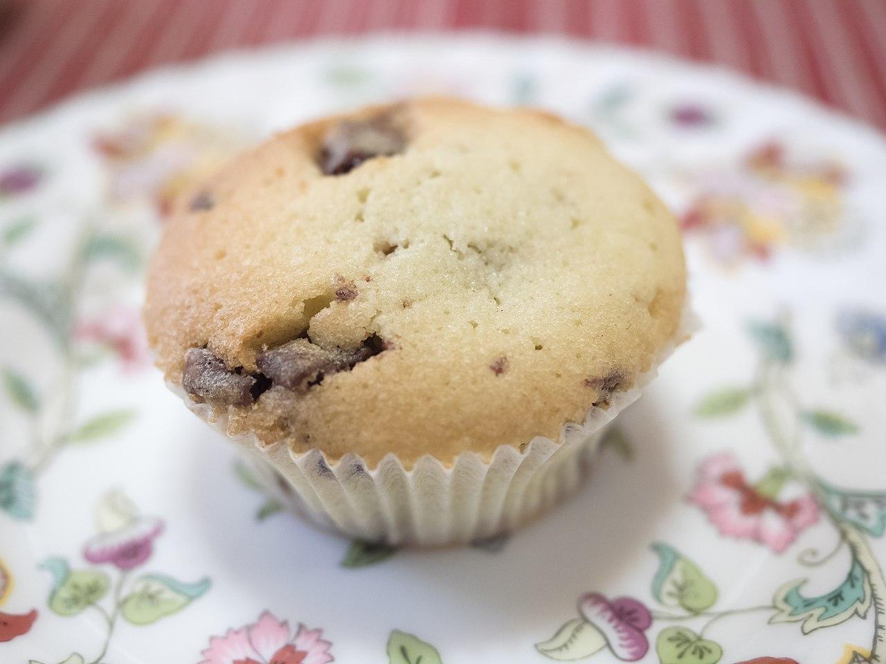 Filechocolate Chip Fairy Cake 13972246411jpg Wikimedia
