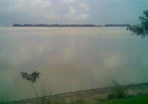 Natore District - Chalan Beel is located in Natore and Pabna District.