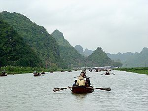 Red River Delta Biosphere Reserve - Image: Chua Huong 059