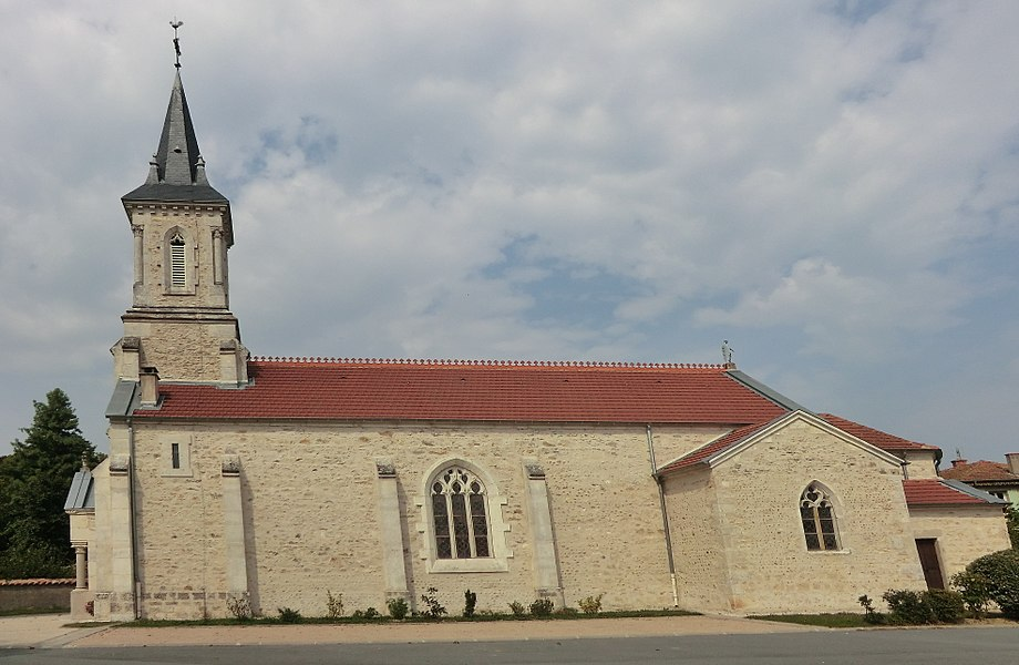 Church of Joyeux.