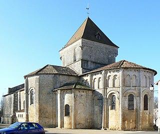 Saint-Maurice-la-Clouère Commune in Nouvelle-Aquitaine, France