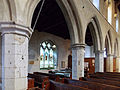 Church of St John, Finchingfield Essex England - nave and south aisle.jpg