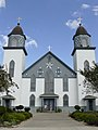 Church of the visitation front westphalia tx.jpg
